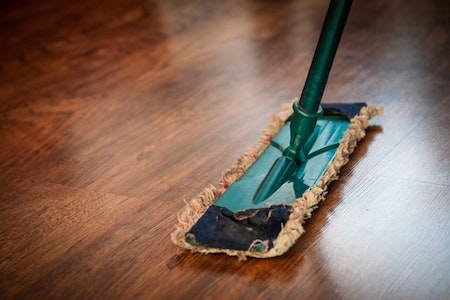 mop-cleaning-dark-wood-floor